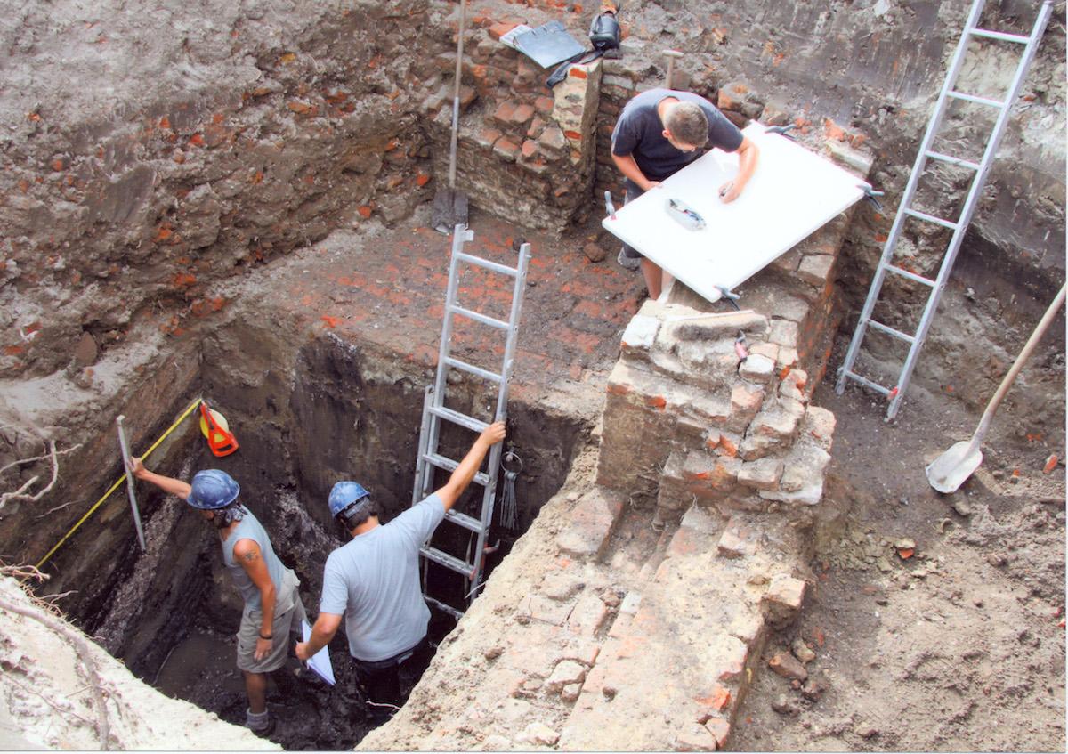 Veldonderzoek Archeologische Begeleiding Proefput Axel